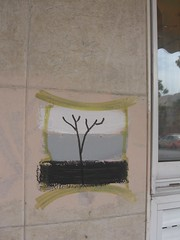 kufstreet24.10.10 121 (kufsened) Tags: street city urban abstract art ink israel telaviv stencil hand space hard free optical style run wise form pleasure core tlv brut reclaim sened kufsonim