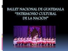 Presentación del Ballet Nacional