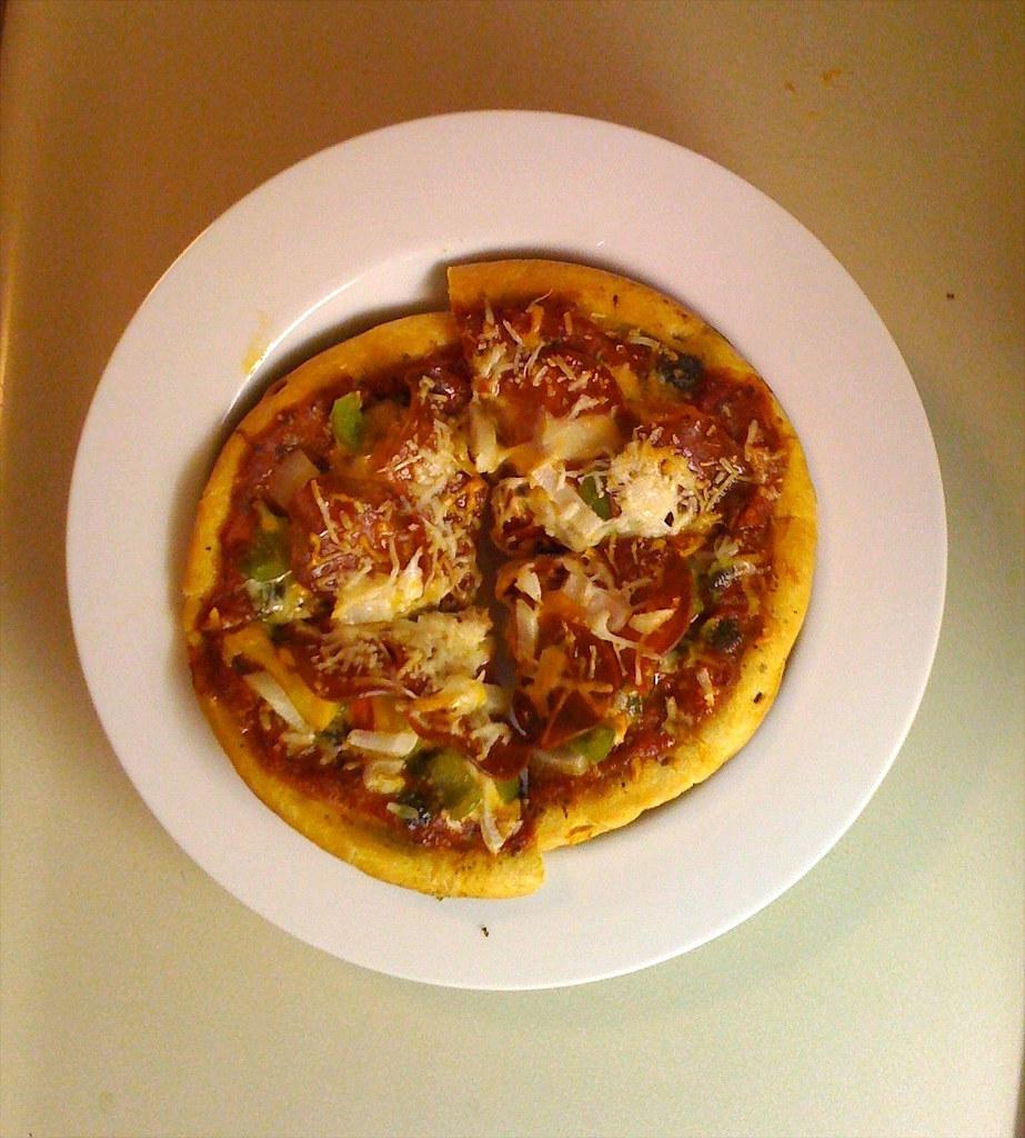 TP Pesto Pizza 4/4