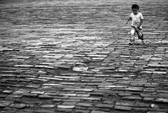 Teddy bear boy on a million cobbles (greenwood100) Tags: beijing worldheritagesite cobblestones forbiddencity gugong cobbles  spottheball