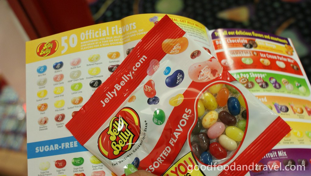 Jelly Belly Sample