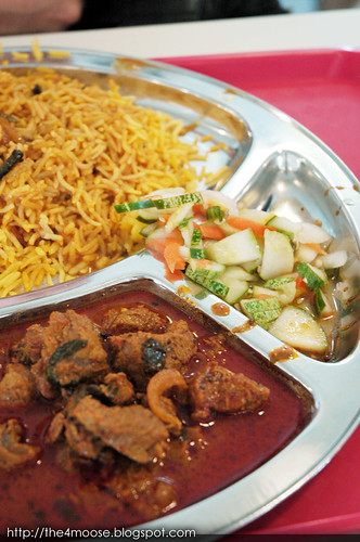 NUS - The Deck : Indian Food