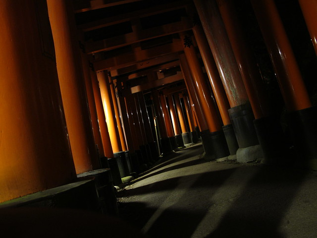 Fushimi Inari Night