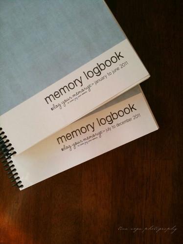 memory logbook