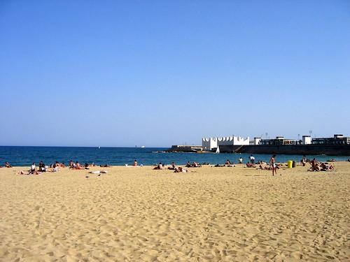 turismo toda espana barcelona  Villa Olimpica Barcelona Barcelona Tourist info Things to do in Barcelona Beach Barcelona