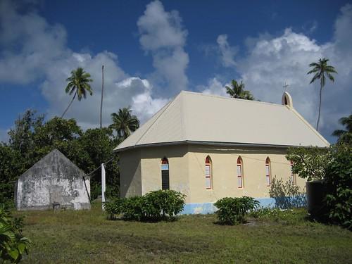 Tetmanu church