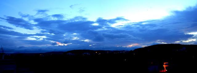blue heaven...