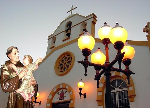 Iglesia con S