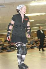 (aliris05) Tags: girls coast space capital rollergirls melbourne roller punishment derby slashers tallahlassee