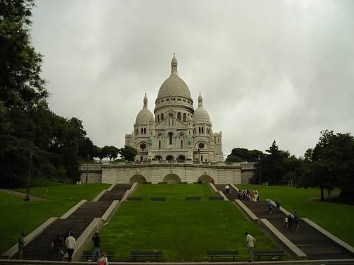 Basilica del Sagrado Corazon: Inmaculado templo en Montmartre
