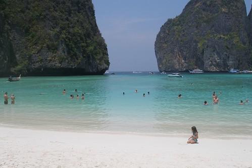 Maya Bay on Ko Phi Phi Leh (2007-03-056)
