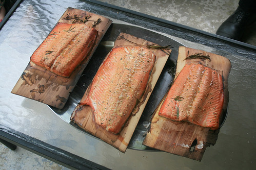 Wild salmon has a good omega-3/omega-6 ratio