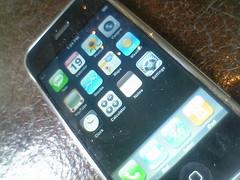 we've got iPhone!!!!
