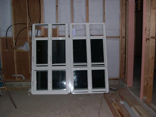 Ground Floor Window Delivery