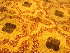 Floor Tiles At CHIJMES