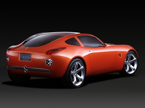 Modern collectibles revealed: Pontiac Solstice GXP and Saturn Sky ...