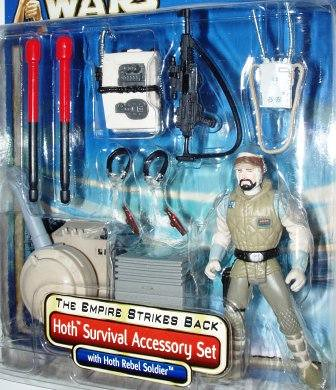 Hoth Survival accessory set a