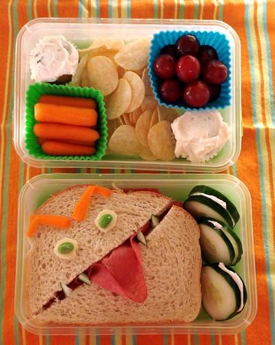 Angry Sandwich 2: The Wrath of Pastrami by Sakurako Kitsa