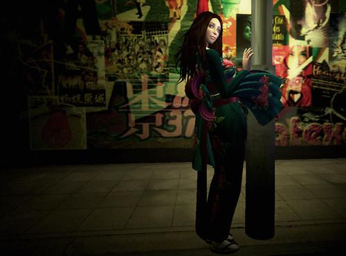 Street Kimono