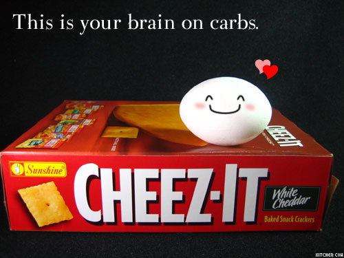 This is your Brain on Carbs.
