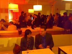 Networking-Treffen der Berliner Köpfe