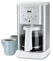 Cusinart DCC-1200 - The Worst Coffee Maker Ever!