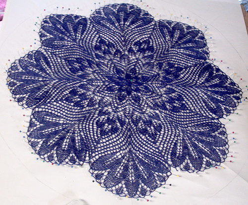 doily kal finished