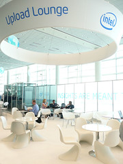 Upload Lounge at IDF
