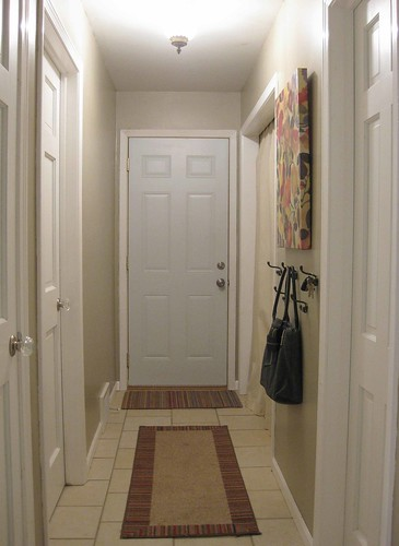 entry hall before