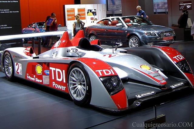 Audi Sport - R10 TDI