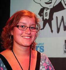 Winnaar Publieksprijs: Marleen van Wesel