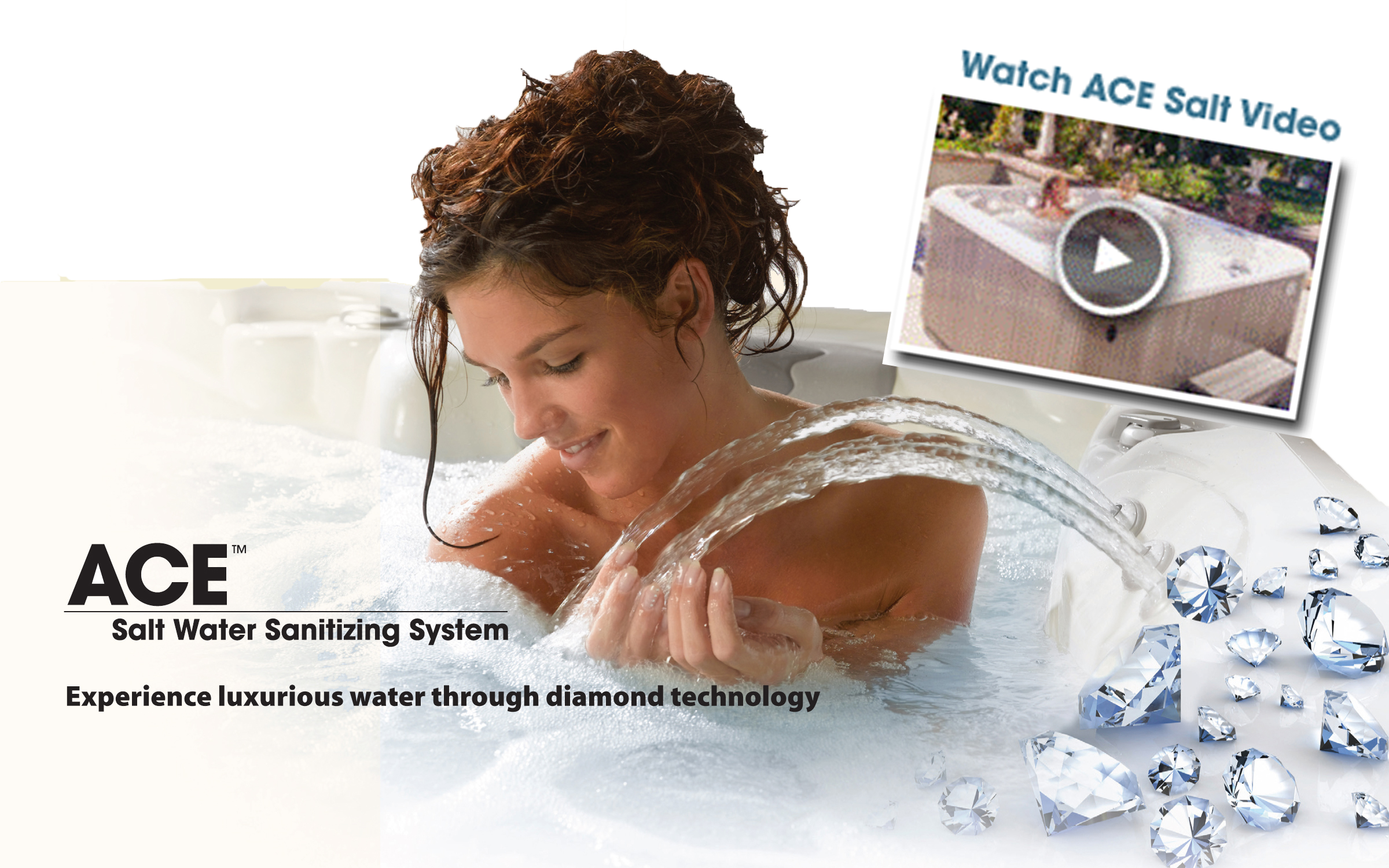 Salt Water Pool System (Chlorine Generator) The Intex Saltwater Pool System will give you fresh, clean water with almost no effort or maintenance.