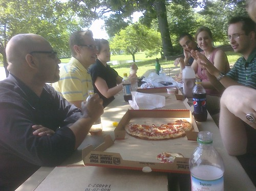 Pizza in the park - ptw