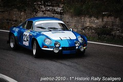 DSC_6751 - Alpine Renault A110 - 2-GTS2000 - Cipriani Marco-Salerno Alfredo - Scaligera Rally (pietroz) Tags: 1 photo nikon san foto photos rally historic fotos 1 francesco storico d40 scaligero pietroz pietrozoccola