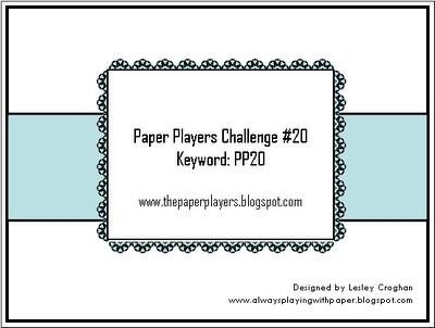 The Paper Players #20