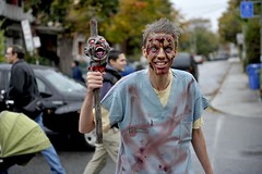 Toronto 2010 Zombie Walk (james.mannequindisplay) Tags: toronto rotting dead scary blood zombie creepy spooky brains zombies torontozombiewalk2010