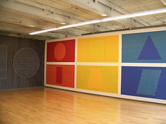 Sol Lewitt: Mid-Career (sunshine in wonderland) Tags: art sol wall museum drawings mass moca lewitt midcareer