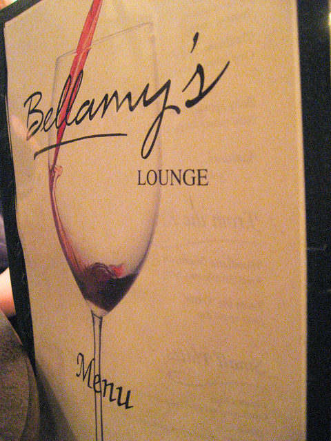 Bellamy S Restaurant Sandown