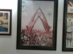 """I am Ali Al Abdan"" Solo Exhibition - Emirates Fine Art Society, Sharjah - UAE (artloversme) Tags: artme emirati soloexhibition retrospectiveexhibition artloversme artistalialabdan emiratesfineartsociety sharjaharts artloversmiddleeast"