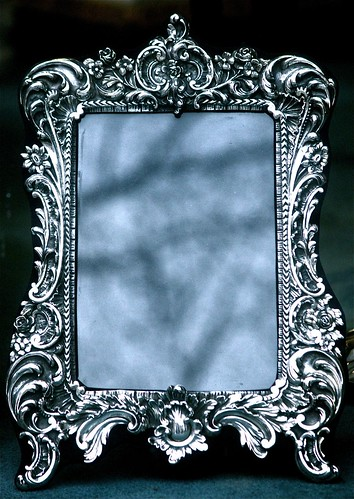 boston newbury street antique shop picture frame