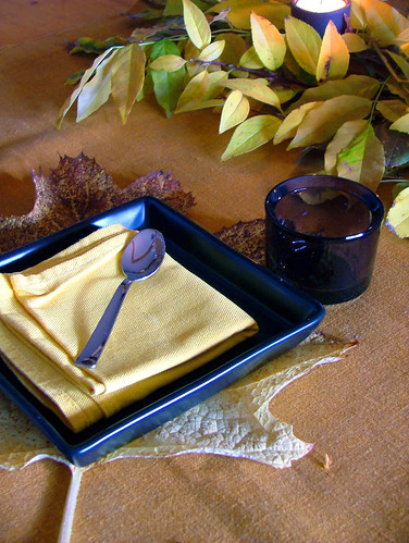 tablescape brown&yellow7