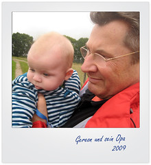 Alex und sein Opa