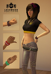 PlayStation Home: Bracelets