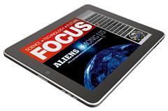 Focus iPad app