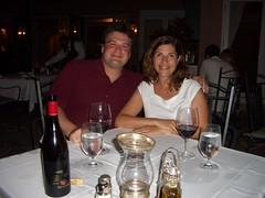 Dinner at Donatoni's