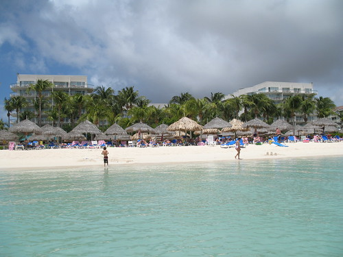 Vista del Resort Aruba Marriott