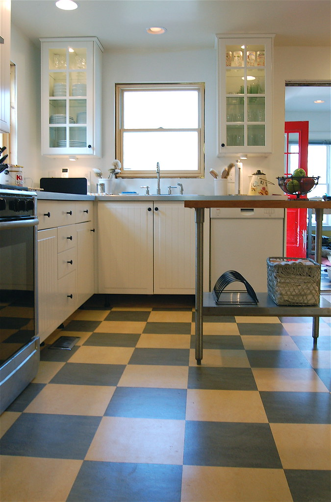 The World\'s Best Photos of kitchen and marmoleum - Flickr Hive Mind