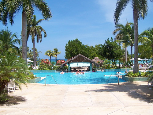 Pool at Couples, Negril