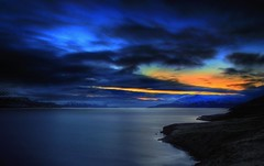 Midnight Sun (Karnevil) Tags: nature landscape iceland scenic midnightsun flickrsbest excellentphotographerawards viplanet