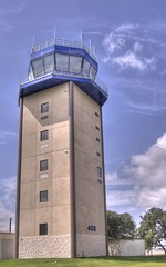 New Control Tower at Georgetown, Texas, USA